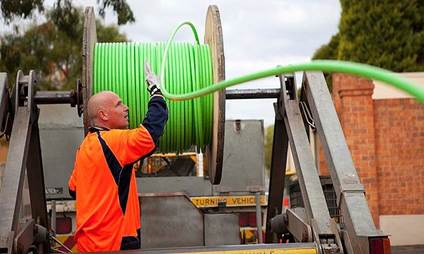Fibre optic cable jobs