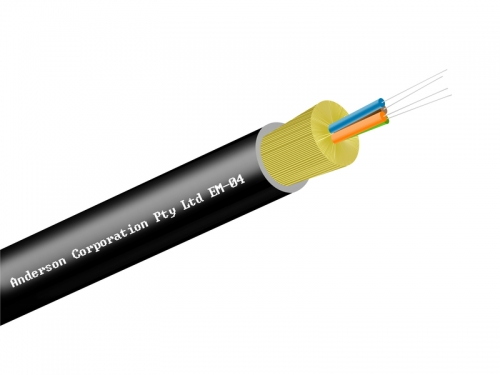 Fibre Optic Cable Indoor Outdoor 4 Core OM1