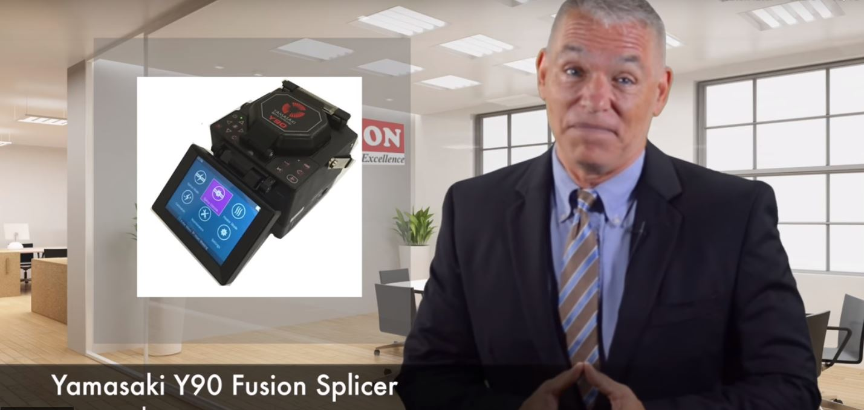 Yamasaki Y90 Fusion Splicer