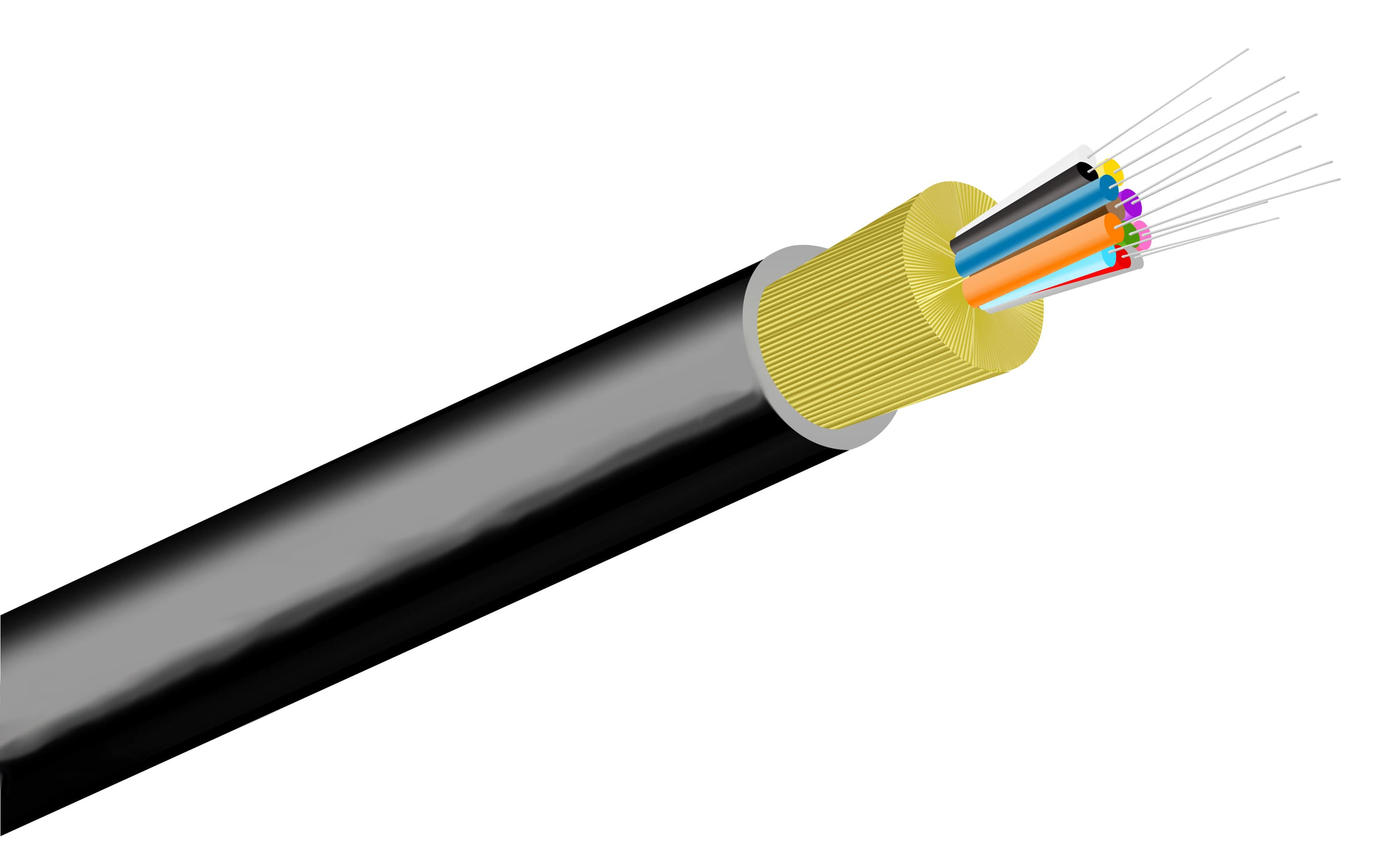 Indoor/Outdoor Fibre Optic Cable - Anderson Corporation