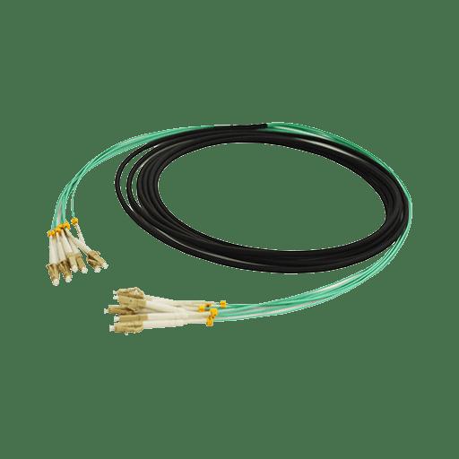 Aqua Pre-terminated fibre optic cable