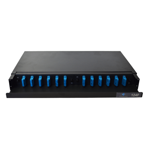 124F Rack Mount Fixed Enclosure