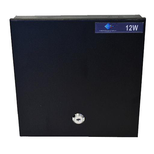 12W Wall Mount Enclosure