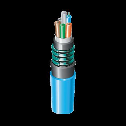 CST Loose Tube Fibre Optic Cable