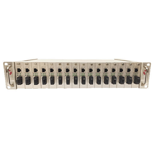 r162 Media Converter Chassis