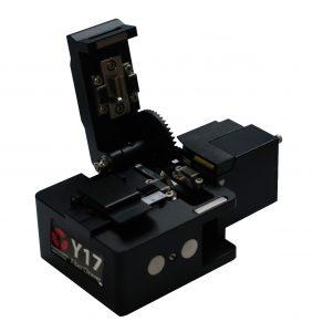 Fibre Optic Cleave Tool