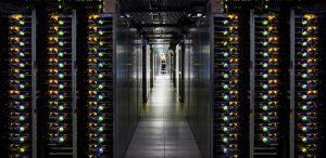 Fibre Optic Data Centre