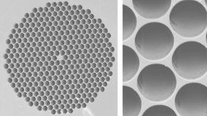 Photonic-crystal-fiber