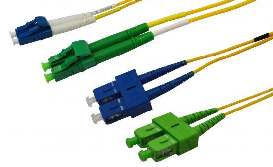 Bend-Insensitive Fibre Patch Cable